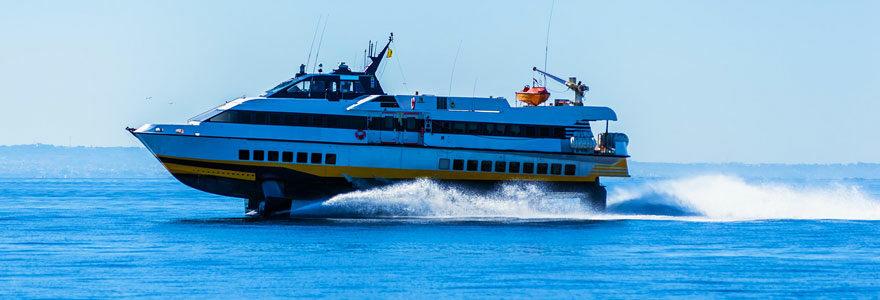 Hydrofoil bateau